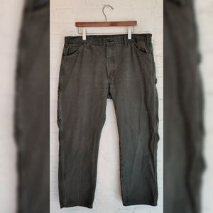 Men's Dickies Relaxed Fit Carpenter Duck Jeans
